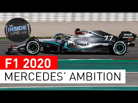 Image: WATCH: Mercedes - Eyes Forward