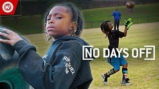 8 Year-Old Football PRODIGY   Jaylen Huff Highlights