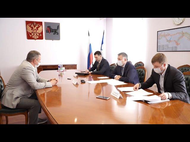 Судьбу «Усольского свинокомплекса» обсудили в областном правительстве