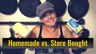 Will You Save Money?  How To  Make Homemade Butter!