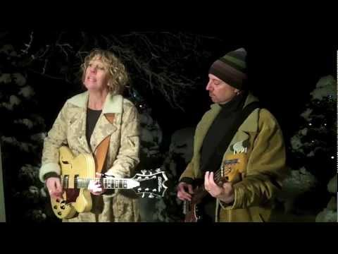 White Christmas (Cover) ... just making the best of a snow day pre-Wild Violets!