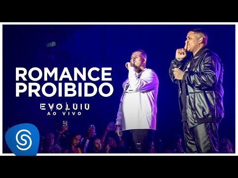 Kevin O Chris e Ferrugem - Romance Proibido (DVD Evoluiu) [Vídeo Oficial]