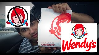 ME EATING WENDY'S MUKBANG FAIL - Video Youtube