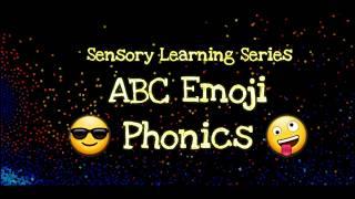 ABC Phonics Emojis