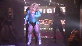 Angel Dust WINNER DragConic Friday March 3rd 2017 at 340nightclub in Pomona California