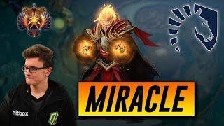 Miracle Invoker | Dota 2 Pro Gameplay