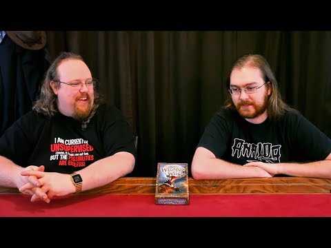 Overly Critical Gamers - Wizards of the Wild - Instructional/Gameplay/Review