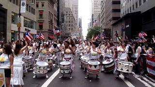 Puerto Rican Day Parade with Batala Washington
