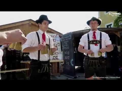 Heimatverein d´Aberseer beim Weinkulinarium 2016