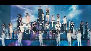 SMTOWN - Dear My Family [Chipmunk Version]