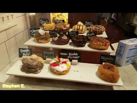 Donut Crazy Food Review