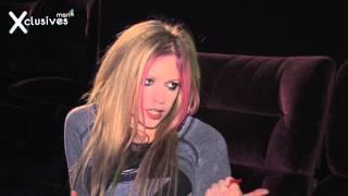 Avril Lavigne - MSN Exclusive Interview 06/02/2011