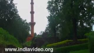 Chand Minar, Daultabad Fort