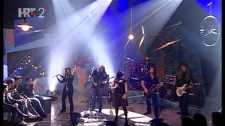 Ashes You Leave - Apathy Overdose (Live@Garaza TV show, 2010)