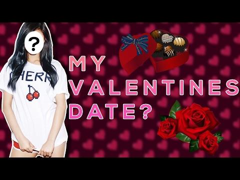 My K-Pop Idol Date for Valentines Day