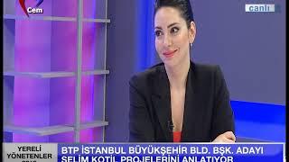 AYŞE ÖZOK İLE YERELİ YÖNETENLER 29 03 2019 - SELİM KOTİL
