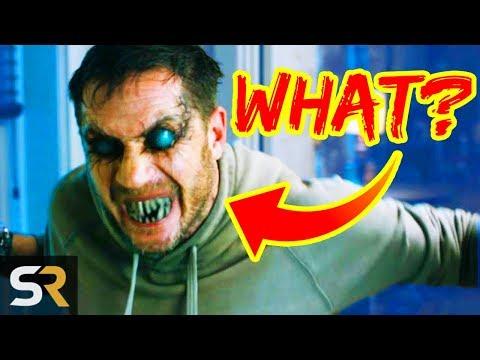 25 Things About The Venom Movie That Make No Sense