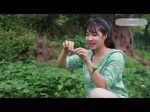 全村最難養的女孩奕甜甜,種了十畝地紅薯,回家狂吃一大盆大筒骨