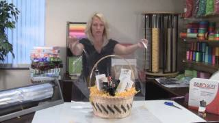 Premier Packaging - How To Make A Gift Basket