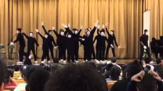 Michael Jackson Tribute- Man in the mirror (Dance)