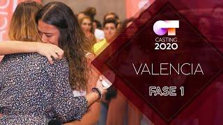OT CASTING VALENCIA   FASE 1   OT 2020