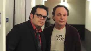 Billy Crystal & Josh Gad- The Comedians