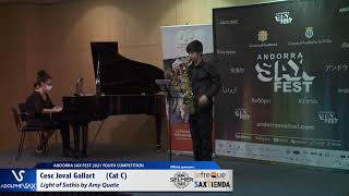 Cesc Joval Gallart plays Light of Sothis by Amy Quate