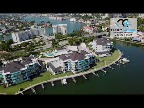 Park Shore Landings Real Estate Flyover Naples, Florida