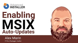 How to enable auto-updates for MSIX?