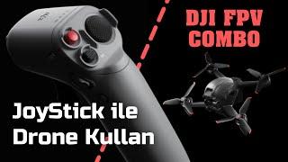 JOYSTICK ile Kullanılan Drone   DJI FPV Combo [Motion Controller]