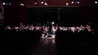 "A.Y. Jackson Senior Orchestra - ""Mars, The Bringer of War"" (Music Night 2016)"