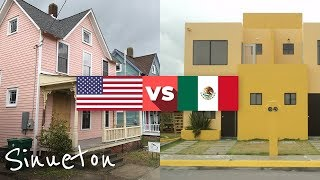 Por qué las casas en México no son como en EUA - Sinueton - dooclip.me