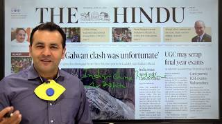 How to Start Reading Newspaper for UPSC IAS 2021/22 [FOR BEGINNERS].
