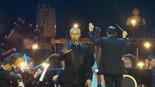 Alessandro Safina — Синяя Вечность/Blue Eternity/Mare Mare (Live in Crocus City Hall, Moscow) HD.