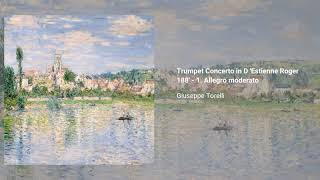 Trumpet Concerto in D 'Estienne Roger 188'