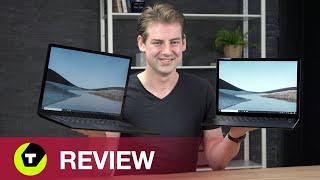 Microsoft Surface Laptop 3 - Klein met Intel- of groter met AMD-cpu
