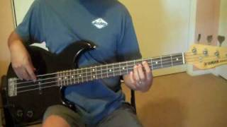 """Better Is One Day""  (Kutless)  Bass Cover"
