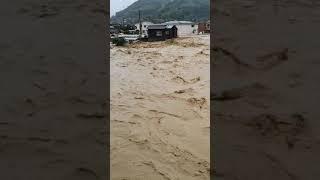 西日本豪雨呉市安浦町