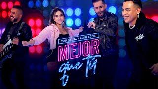 Musik-Video-Miniaturansicht zu Mejor que tú Songtext von You Salsa