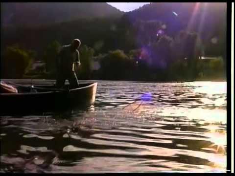 La pesca su una facilità di ricreazione karalata