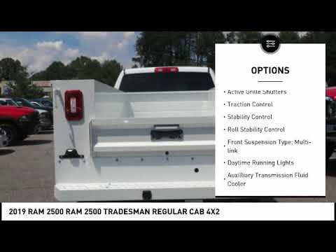 2019 RAM 2500 Winston-Salem NC T1156