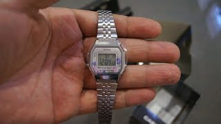 Retro Casio Collection LA680WEA-4CEF