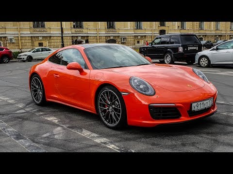 Porsche  911 Купе класса A - тест-драйв 3