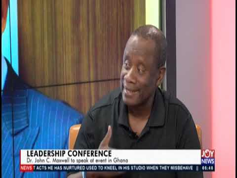 Leadership Conference   AM Show on JoyNews 17 6 19