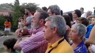 preview picture of video 'Arte en la tierra 2012 inauguración Pedro Lezcano'