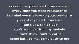 Heart Insurance- Basim w/Lyrics & Download