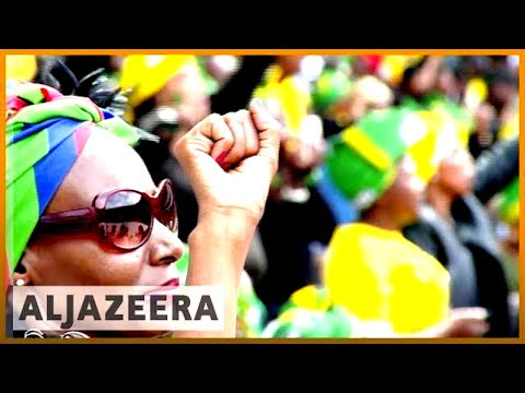 🇿🇦 Memorial service for 'Mother of the Nation' held in South Africa | Al Jazeera English