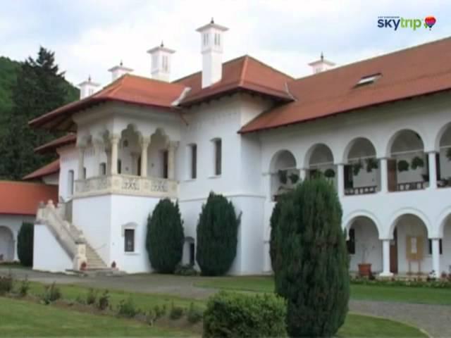 SkyTrip - Manastirea Brancoveanu