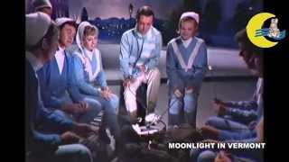 andy williams  moonlight in vermont   バーモントの月