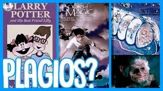 4 Acusaciones de Copia a JKROWLING - Harry Potter